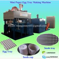 egg tray machine 4000pcs/hr Paper product making machinery of paper pulp egg tray machine (Whatsapp:0086-15153504975)