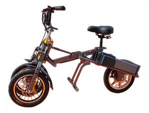 China Two Wheels Front Foldable Electric Scooter For Adults With USB Charger on sale