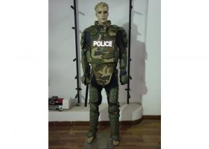 ceee0198ff2f Anti Flaming and Fireproof Oxford Fabric Bionic Police Anti - Riot Uniform