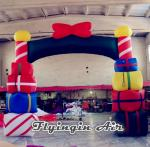 Advertising Inflatable Christmas Arch, Inflatable Christmas Archway for Sale