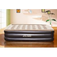 Luxury Family Raised Double Size Air air mattress Comfortable Bed  Bedroom Furniture inflatable bed