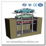 -1+1, -2+1, -3+1 Pit Design Car Stacker