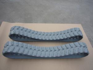 Komatsu Non Marking Rubber Tracks Light Weight Special