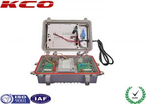 China KCO761x ONU EOC Master Ethernet Over Coaxial VOD CATV IPTV Camera Monitor System on sale