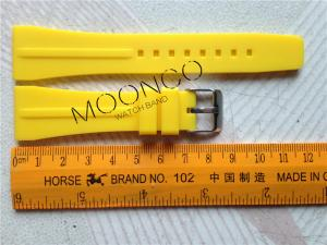 China silicone men Wristwatch strap ladies women Jelly watch Yellow color hot on sale
