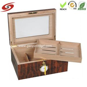 China La caja de madera del cigarro/la caja de cigarros modifica para requisitos particulares/empaquetado de madera/caja de cigarros de la caja de cigarros/del cigarro del diseño de la caja de madera de alta calidad on sale