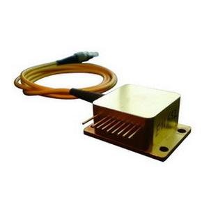China 405nm 350mw~400mw laser module, high power fiber coupled laser diode on sale