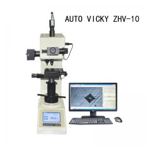 China Automatic Vickers Hardness Tester With LCD Display AutoVicky ZHV-10 on sale