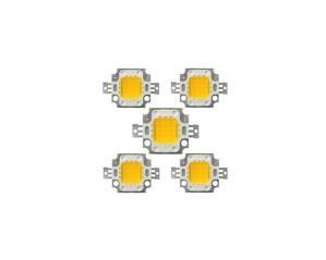 China 7000K - 8000K - 9000K - 24000K Cool White 10 watt / 10W High Power Led For Growing laml / fountain lamp / aquarium lamp on sale