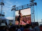 China P12 Outdoor Rental LED Screen For Events With 1152mm x 768mm Cabinet wholesale
