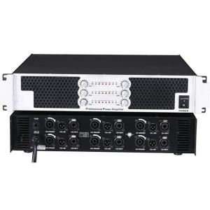 China PA-4130 four channel power amp digital amp PA audio amplifier PA system amplifier 14.5kg on sale