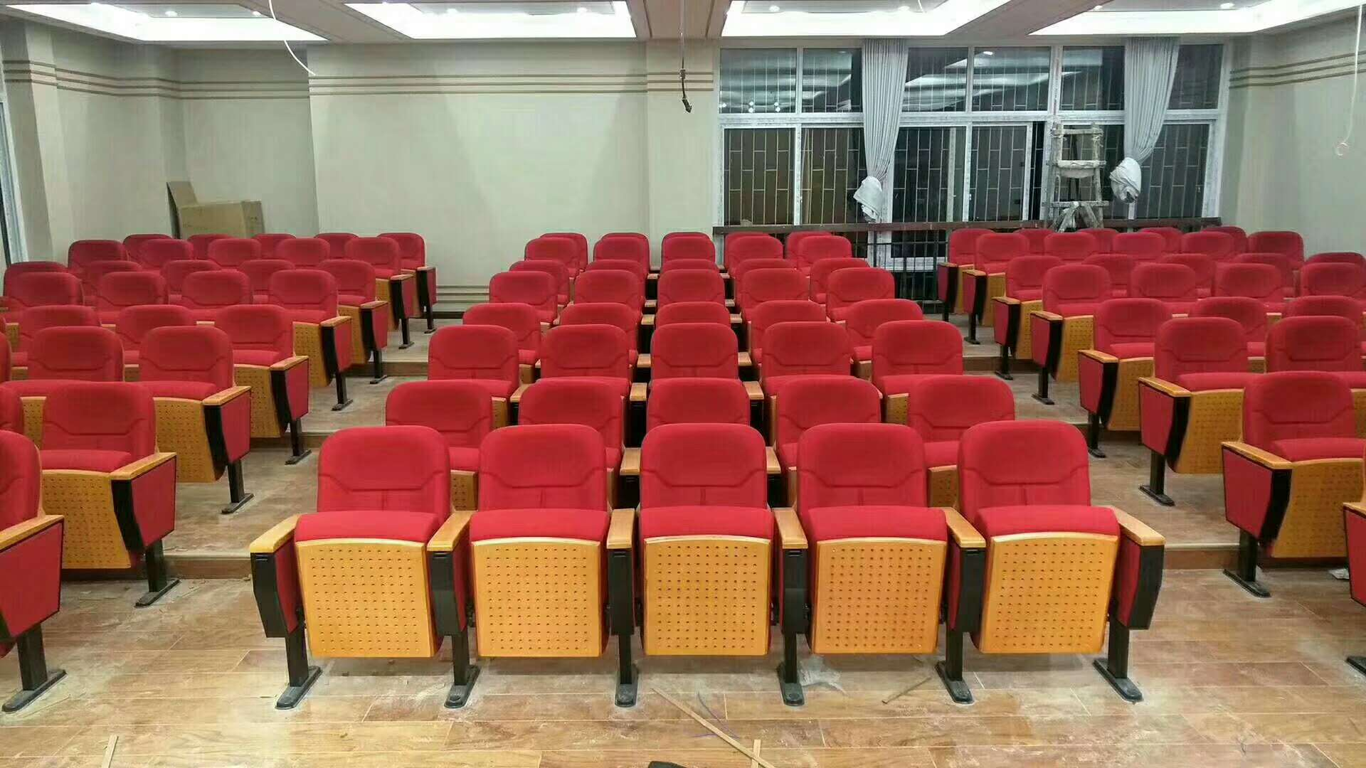 18mm Plywood Hardwood Outer Lecture Church Hall Chairs