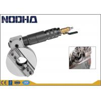 High Efficiency Portable Pipe Cutting And Beveling Machine With Air Driven