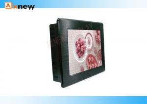 China 19 Atom Fanless 2550 Industrial Touch Panel PC Embedded Industrial Computer on sale