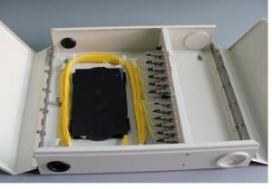 Quality Noyaux optiques principaux fixés au mur de la boîte 12 de diviseur de fibre for sale