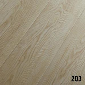 AC4 12mm 7mm MDF green balance wax bamboo parquet flooring for sale
