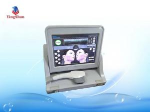 China Non - Invasive Ultrasound HIFU Beauty Machine For Skin Tightening / Wrinkle Removal on sale