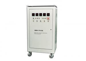 China Full Automatic AVR Electric Voltage Stabilizer 176V~3046V To 380V on sale