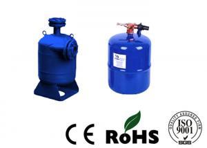 China Horizontal Type High Pressure Heat Exchanger Liquid Accumulator And Oil Separator on sale