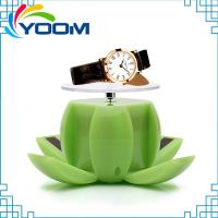 YMC-D06C nature light mini design solar display stand