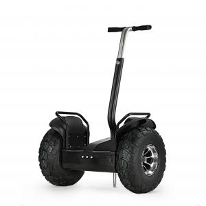 China EcoRider long range off road self balancing electric chariot scooter Segway two wheeler on sale