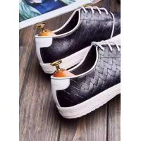 2016 New Model Replica High Quality 1:1 Versace Shoes For Men