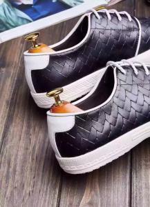 China Zapatos de alta calidad 2016 de Versace del 1:1 de la reproducción del modelo nuevo para los hombres on sale