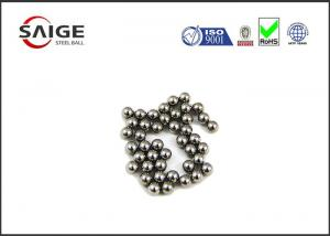 China Solid non-standard size 4mm 5mm Chromium Steel Balls for automobile bearings on sale