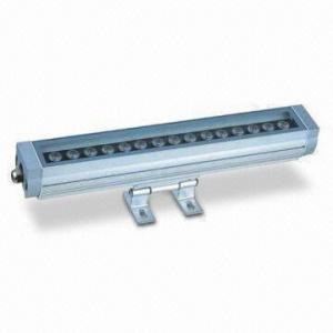 China Lavadora de la pared del LED, hecha de la protuberancia de aluminio anodizada y del vidrio moderado on sale
