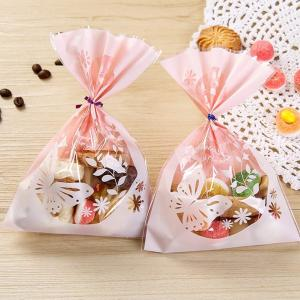 China Candy Lollipop Cookie Cellophane Favor Sweetie Party Bags on sale