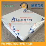 Residential Aluminum Sheet Protective Films For Ceiling Panel Protector