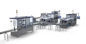 China Full Automatic Soft Drink Production Line Milk Processing Plant Machinery on sale