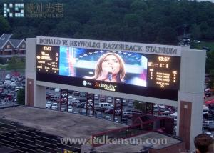 China 320x160mm Commercial Stadium LED Display P8 With Large Viewing Angle on sale