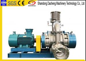China High Pressure Air Blower For Water Treatment Plant / Large Capacity Vacuum Roots Blower on sale
