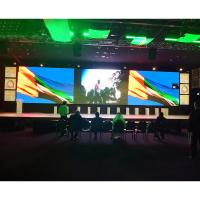 High Brightness Led Video Wall Display Outdoor Full Color For Travel Event Rental