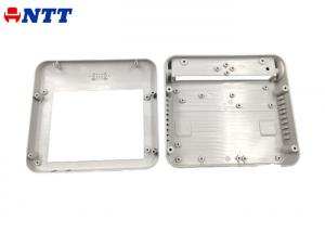 China Cold Runner High Precision Injection Molding HASCO PC ABS Bezel Housing on sale