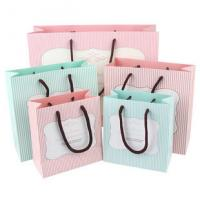Customized professional paper gift bags with logo paper gift bags with handles paper gift bags wholesale best quality