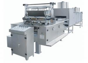 China Small Scale Lollipop Candy Production Line Easy Easy Maintenance High Automatically on sale