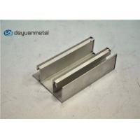 Extruded Anodizing / Mill Finish Aluminium Window Profiles Aluminium Window Sections