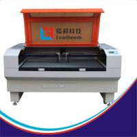 Professional Co2 Laser Cutting Machine For Embroidery / Advertisement Board 100W