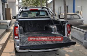Quality Wingle 3 2006+1.38m bed pickup bed liner truck canopy for sale