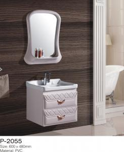 China Hanging  Bathroom Wall Storage Cabinets With Doors Small Size Watertight on sale