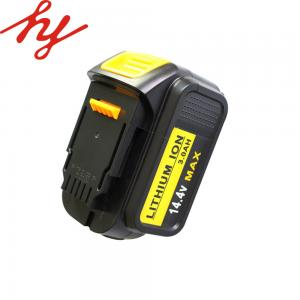 China Cordless Drill  14.4V 3.0Ah Lithium Ion Battery  For Dewalt Made From 18650 Li-ion Battery on sale