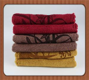 China Hebei factory wholesale 100% cotton yarn dyed mini hand towel on sale
