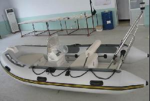 China Dafman RIB Boat RIB 400 on sale