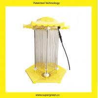 Environment Friendly Solar Power and AC Power Mosquito Killer Lamp