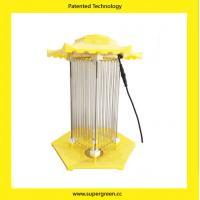 Inverter LED Flicker Technology Solar Pest Killer Lamp For Organic Agriculture