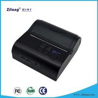 China ZJ-8001 Pos Drucket Handheld POS Receipt 80mm Portable Mini Bluetooth Thermal Printer for Tablet Mobile on sale