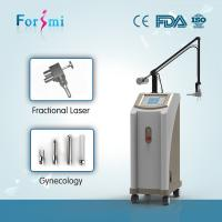 China Acne Treatment Skin Rejuvenation Fractional CO2 Laser Machine on sale