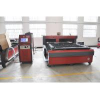 China Brass High Precision Laser Cutting Machine With Pneumatic Feed Collecting Device on sale